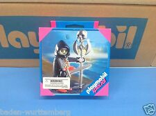 Playmobil 4694 castle ghost warrior with skull mint in Box special series 109