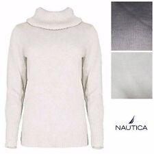 Women's Cotton Turtleneck Mock Sweaters | eBay