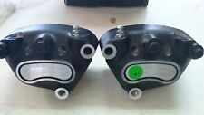Harley Davidson Front Dual Disc Black Calipers