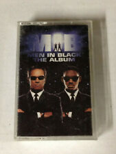 Men In Black - The Album [cassette tape] 1997 Columbia CT 68169