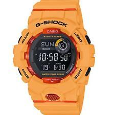 Casio G-Shock G-Squad Digital Bluetooth Naranja Reloj de Hombre GBD-800-4ER