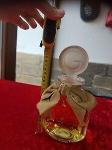 Rarität Gres Cabochard XL große Parfüm Flasche Made in France Flakon selten rar