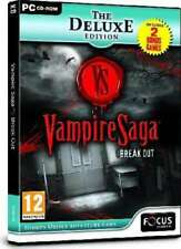 Vampire Saga Break Out The Deluxe Edition - PC DVD - New & Sealed
