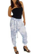 Markenlose Normalgröße Damenhosen im Chinos-Stil