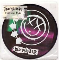 "Blink 182 ""Feeling This"" Pic Disc 7"" vinyl OOP NoFx AFI New Found Glory MxPx"