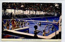 (Ga7753-100) Indoor Pool, Butlins Clacton on Sea 1960 Used VG