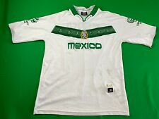 Vintage Drako 2006 World Cup Germany Mexico Jersey Soccer Futbol One Size Euc
