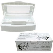 Beauticom Professional Nail Art Salon Sterilizer with Removable Tray Tool Box