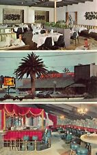 Postcard Sable Knight Restaurant in Monterey, California~118589