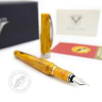 Pluma estilografica (fountain pen) Visconti Mirage Amber