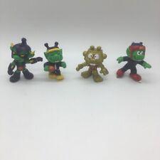 Vintage Astrosniks Lot of Bully Figure McDonald's Happy Meal Toys