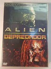 PELICULA DVD PACK ALIEN+DEPREDADOR+MAKING OF...