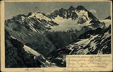 Fimberthal Fimbertal Österreich Tirol AK ~1900 Fluchthorn Jamtalferner gelaufen