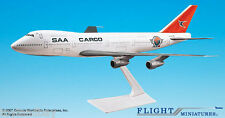 Flight Miniatures South African Airways SAA Cargo Boeing 747-100/200 1:250 Sc OC