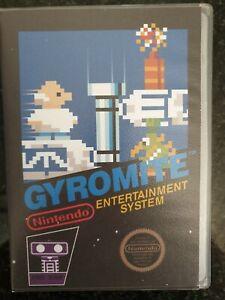 NES Nintendo Gyromite PAL In Custom Case