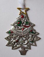 ccd Friends gather hearts warm ORNAMENT Christmas Wishes Tree Ganz friend bff
