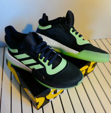 adidas Marquee Boost Low Mens Carbon Basketball Sneakers G26214 SIZE 10,12 NEW