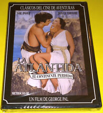 LA ATLANTIDA EL CONTINENTE PERDIDO / Atlantis the Lost Continent DVD R2 Precinta