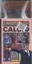 Panini ALMANACCO DEL CALCIO 2015 + libretto Storia delle fig.1961-2015 NUOVO