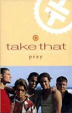 Take That Robbie Williams Pray Cassette