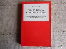 Volti della contestazione - Ferdinando Castelli - Ed. Massimo - 1a ed. 1978