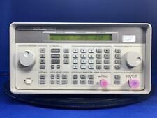 Agilent HP Keysight 8648B RF Generator W/Opt 1E5
