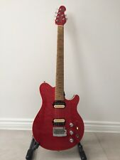 Ernie Ball Music Man Axis Super Sport with Piezo bridge