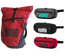 Puma Sole Backpack Rucksack Waistbag Gürteltasche Unisex Red Black Grey NEU