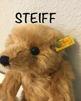 💫STEIFF / STEIFF💫Mr. Cinnamon Bear Replica 1903 0151/25 Mohair Teddy 1984