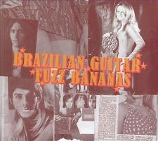VARIOUS ARTISTS - BRAZILIAN GUITAR FUZZ BANANAS: TROPICALIA PSYCHEDELIC MASTERPI