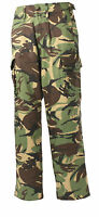 BRITISH ARMY SOLDIER 95 COMBAT TROUSERS DPM CAMO 28-54""