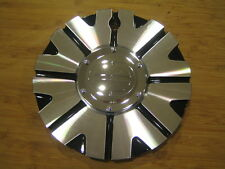 EE Edge Engineering Rain Black / Machine Wheel Rim Center Cap CAP-ED1203-UP  7""