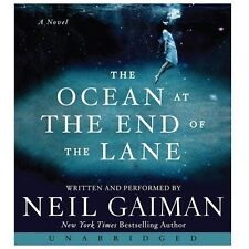 The Ocean at the End of the Lane CD: A Novel by
