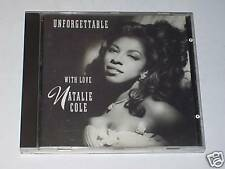 CD # NATALIE COLE -UNFORGETTABLE WITH LOVE-Elektra 1991