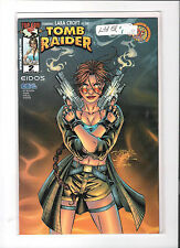 Tomb Raider #2 Dynamic Forces Gold Edition Variant ltd to 5000 copies! Nm