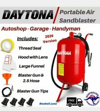 Daytona Portable Air Sandblaster 125psi Abrasive Pressure Soda Sand Blaster Gun