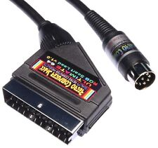 High Quality RGB Scart Cable For the Ultimate 64 Board by Gideon's Logic