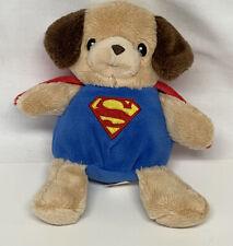 """Gund Plush Superman Griffin Stuffed Dog Animal 5.5"""" Sound Does NOT Work"""