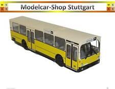 Brekina MB O305 der Stuttgarter Straßenbahn Linie 76 Bad Cannstatt neu