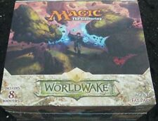 MTG WORLDWAKE FAT PACK  FACTORY SEALED FREE SHIPPING