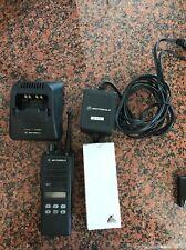 Motorola MTX8000 Model 2 800 MHz Radio Complete Set