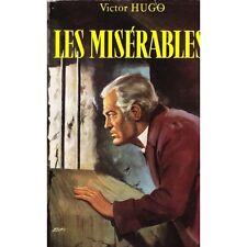 LES MISERABLES / Victor HUGO illustré BANDEAUX jaquette