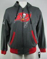 Tampa Bay Buccaneers NFL G-III Men's Reversible Hooded Sweatshirt