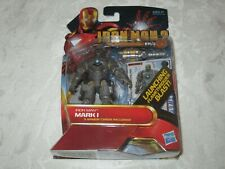 Hasbro Marvel Iron Man 2 Movie Series #01 Mark I Action Figure