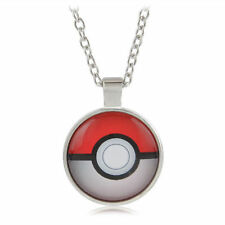 Alloy Glass Cartoon, TV Movie Characters Costume Necklaces & Pendants
