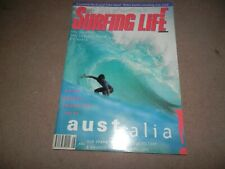 Australia's Surfing Life Magazine August 1994 Rusty Moran Maurice Cole