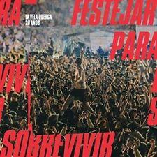 La Vela Puerca - 20 Anos Festejar Para Sobrevivir [New CD] With DVD, Argentina -