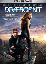 Divergent (DVD, 2014, does not Include Digital Copy)