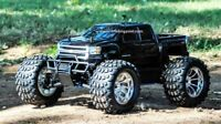 Silverado 2500HD Redcat Volcano S30 4X4 1/10th 45+MPH Nitro RC Monster Truck RTR