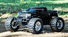 Silverado 2500HD Redcat Volcano S30 4X4 1/10th 45+MPH Nitro RC Monster Truck RTR